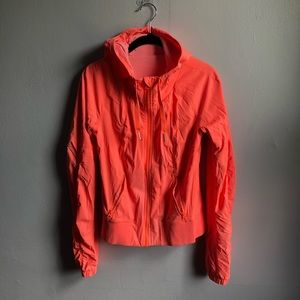 lululemon lined jacket size 4